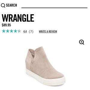 e6bcbcf887f Steve Madden Shoes - Steve Madden Wrangle tan taupe suede shoes sz 8